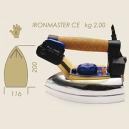 FER A REPASSER IRON MASTER NEW 220V 2KG