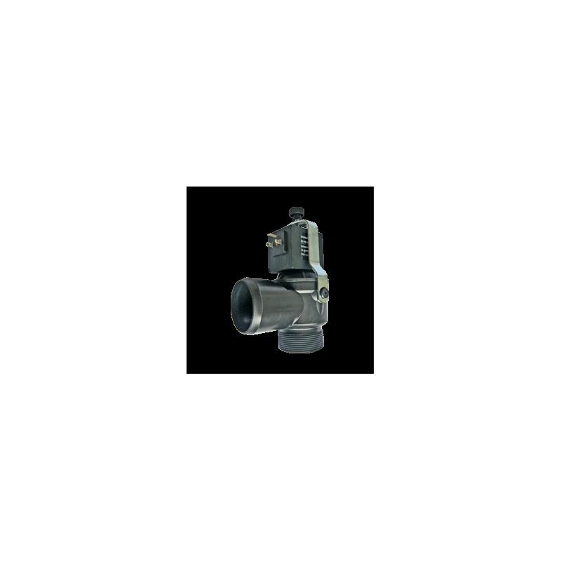 Electrovanne 220v 2 sirai vidange lave linge type l137 n4 - Vidange lave linge ...