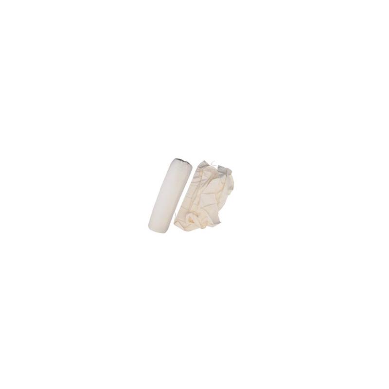 Housse pour calandre tissu nomex ecru l1600 nasat for Housse pour jeannette