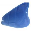 HOUSSE CONFECTIONNEE BLEUE PRESSE SUPERIEUR TYPE LEG